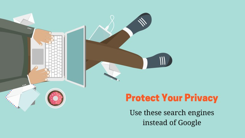 Best privacy oriented alternative search engines