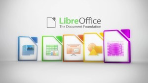 LibreOffice icons and logo