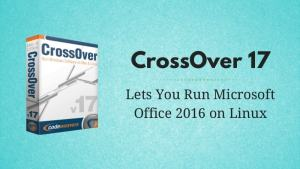 CrossOver 17 Released