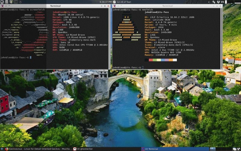 LXLE Review: A Hassle-free Linux for Older Hardware - It's FOSS