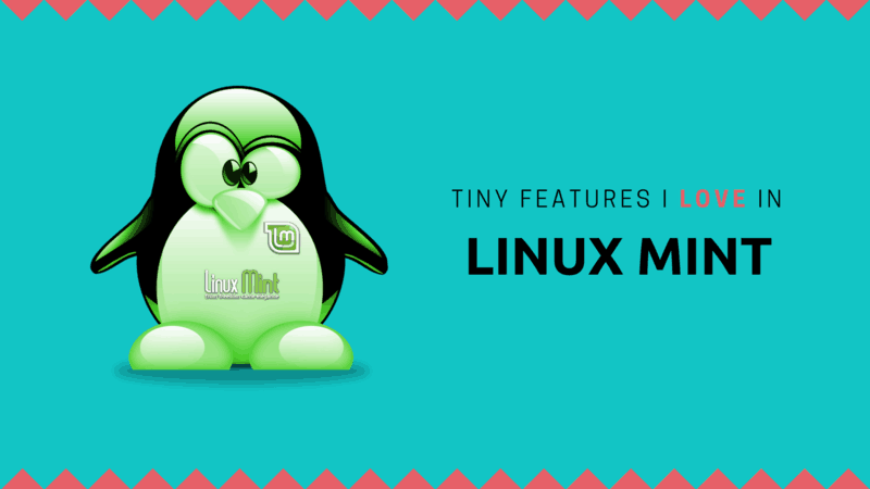 Linux Mint Features