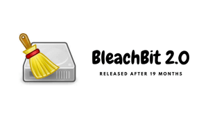 BleachBit 2.0 released