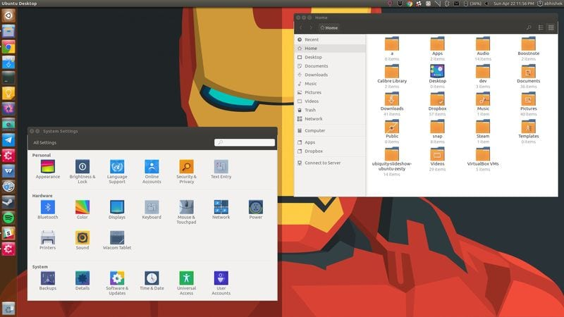 Evolvere icon theme for Ubuntu and other Linux distributions