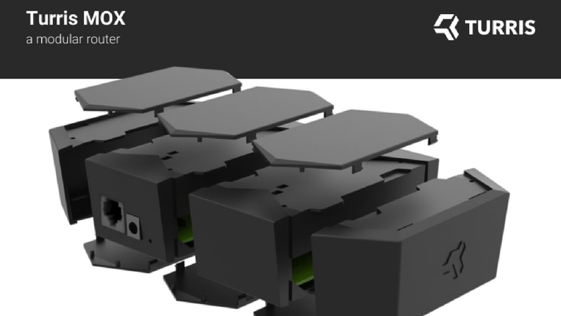 A Modular and Open Source Router is Being Crowdfunded