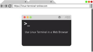 Websites that allow to use Linux Terminal online