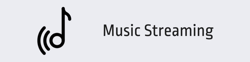 App de streaming de música Ubuntu