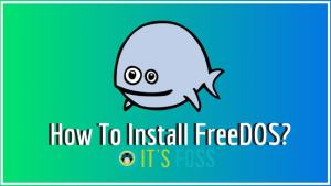 Installing FreeDOS on Linux using VirtualBox