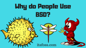 Why use BSD over Linux
