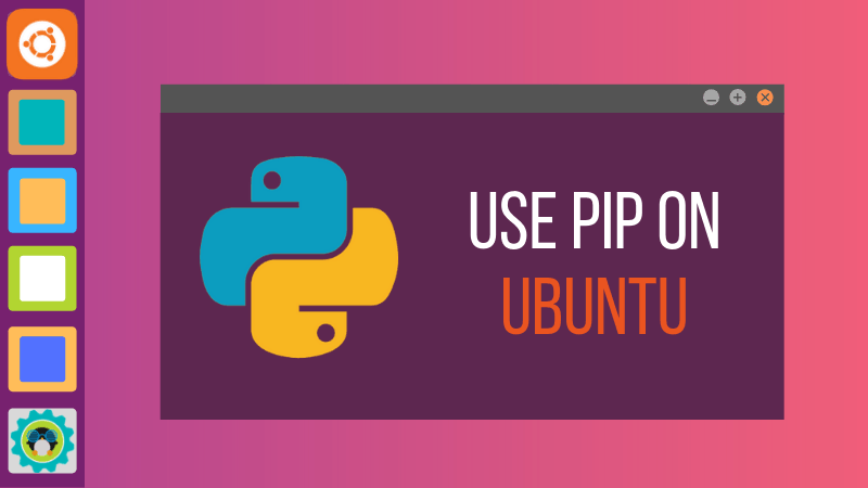 Install pip on Ubuntu Linux
