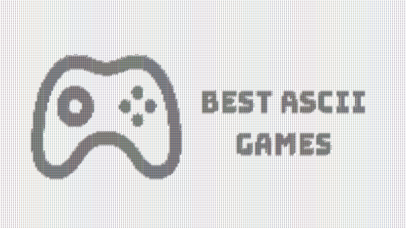 Best Ascii games for Linux