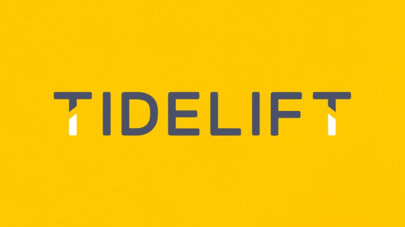Tidelift is an open source startup