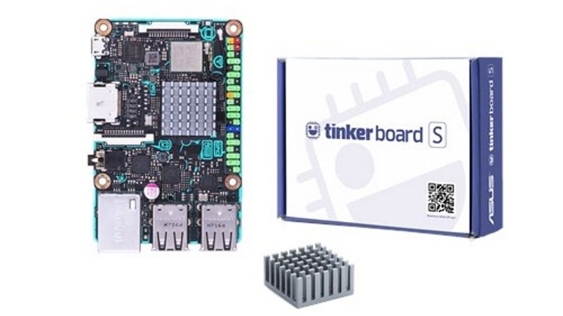 Asus Tinker Board is a Raspberry Pi alternative