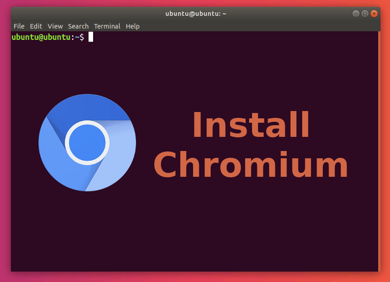 How to Install Chromium Browser in Ubuntu Linux - It's FOSS