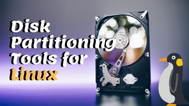 Disk Partitioning Tools Linux
