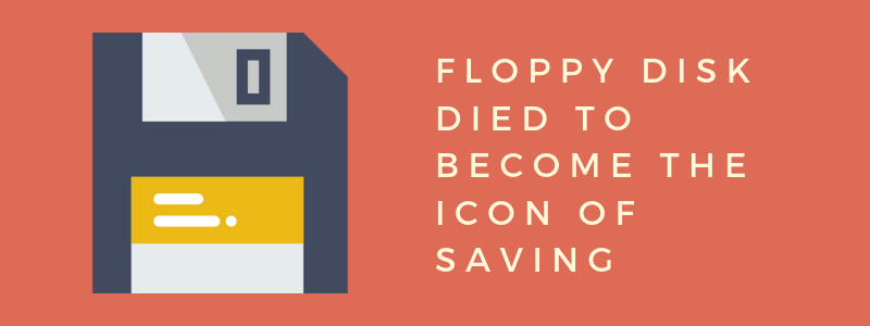 Floppy Disk Icon Of Saving