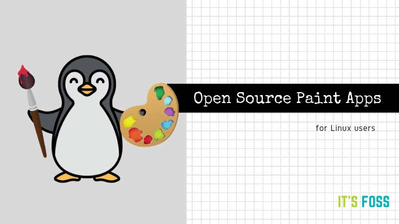 6 Open Source Paint Applications for Linux Users