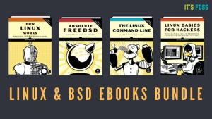 Linux BSD eBook Bundle from Humble Bundle