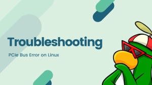 Troubleshooting Linux