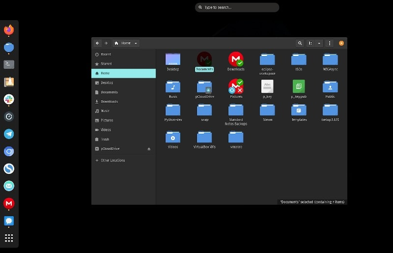Tela Dark Icon Theme