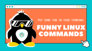 Fun Linux Commands