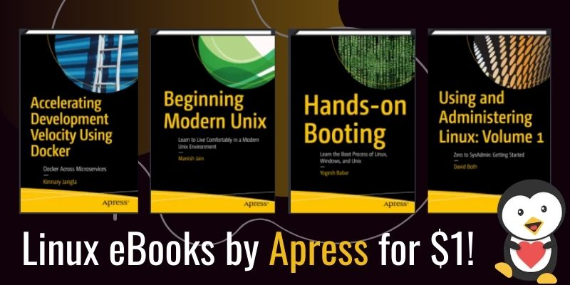 Linux Ebooks Apress Itsfoss