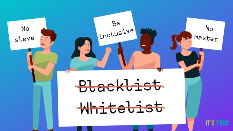 BLM Effect: Linux Kernel to Adopt an Inclusive Code Language, Blocks Terms like Blacklist and Slave