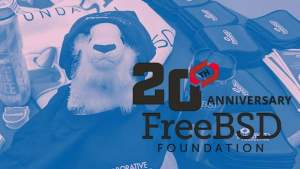 Freebsd Foundation Anniversary