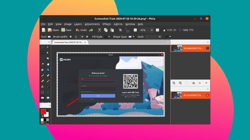 Open Source Drawing App Pinta Sees New Release After 5 Years. Here's How to Get it!