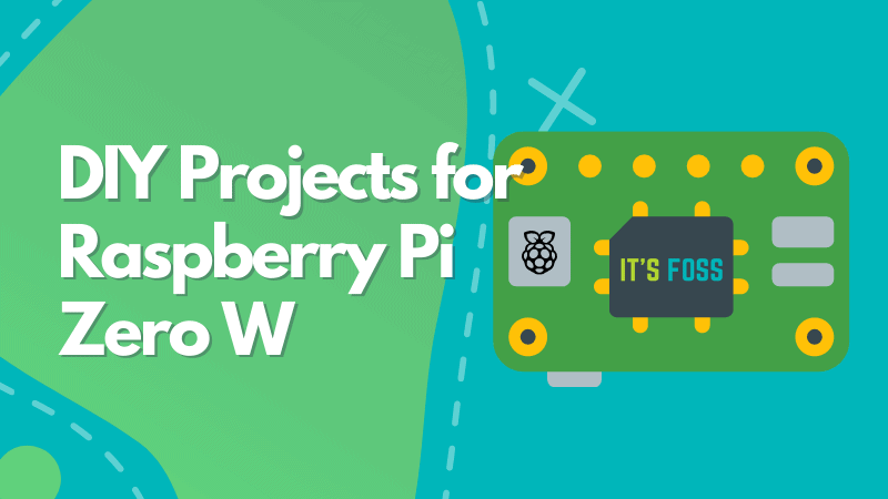 Raspberry Pi Zero W Projects
