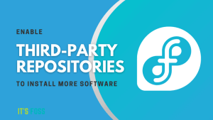 Fedora Third Party Repositories