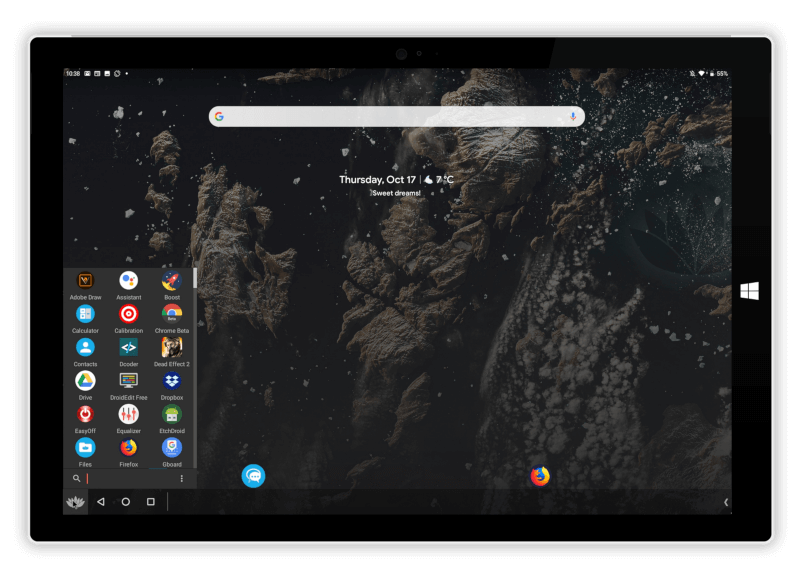bliss os android