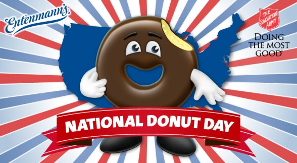 Entenmann's National Donut Day