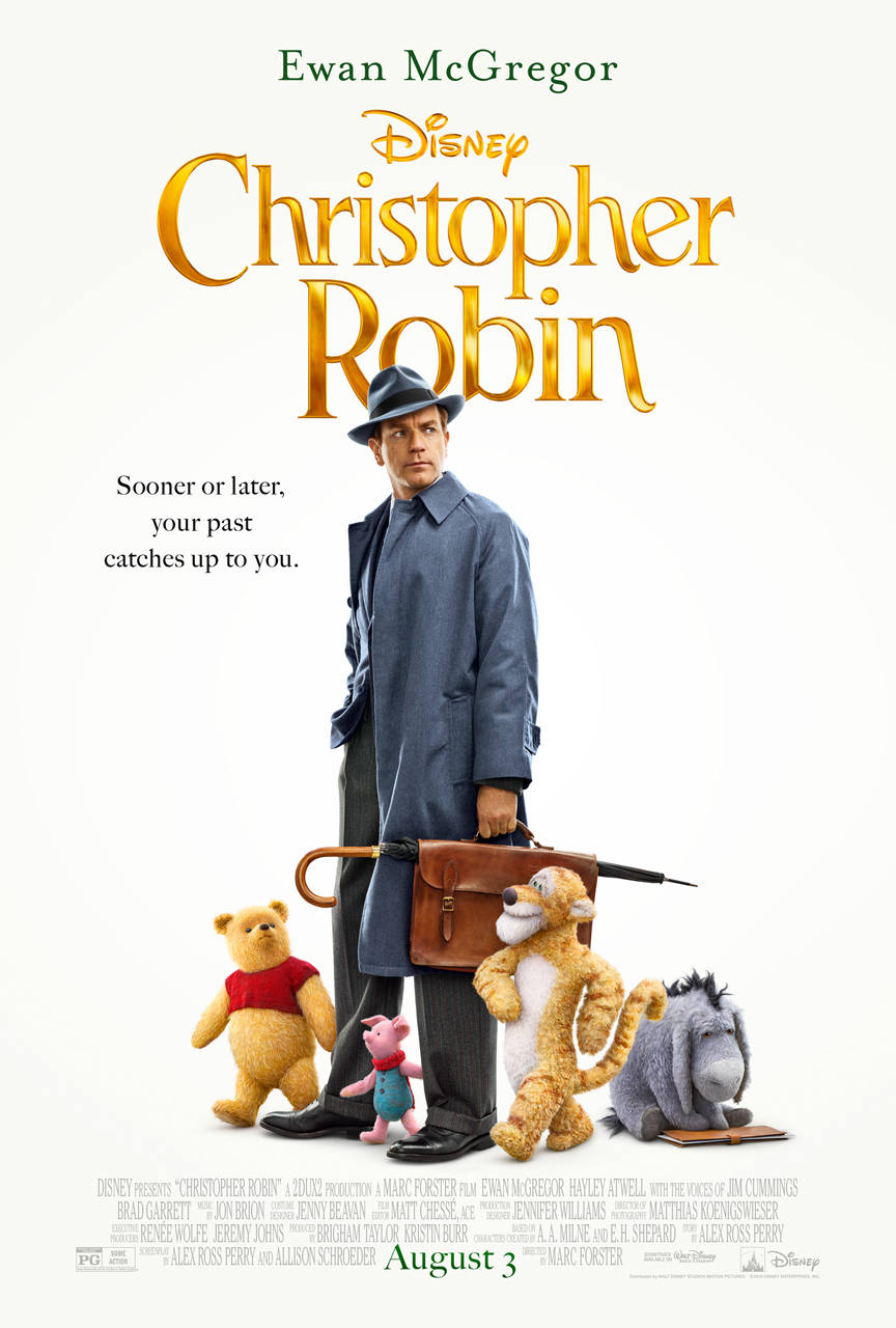 Christopher Robin  Allnew Poster And Trailer Available