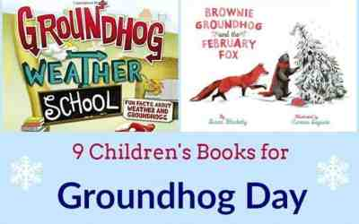 9 Children's Books About Groundhog Day