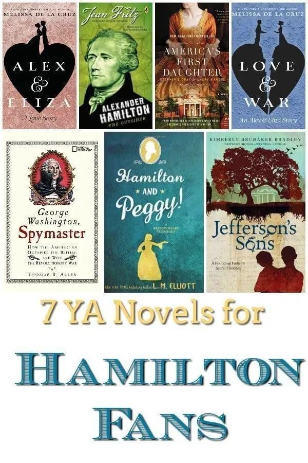 YA Hamilton Books