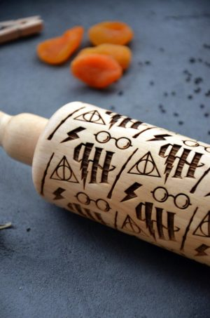 Harry Potter Rolling Pin