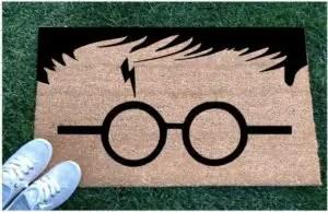 Harry Potter Door Mat
