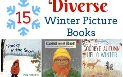 15 Diverse Winter Picture Books