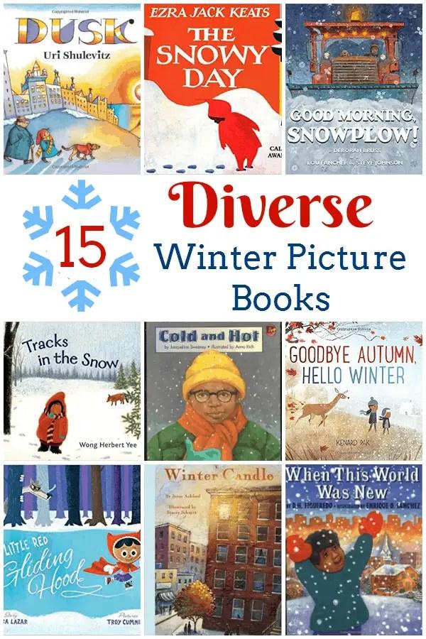 Diverse Winter Picture Books
