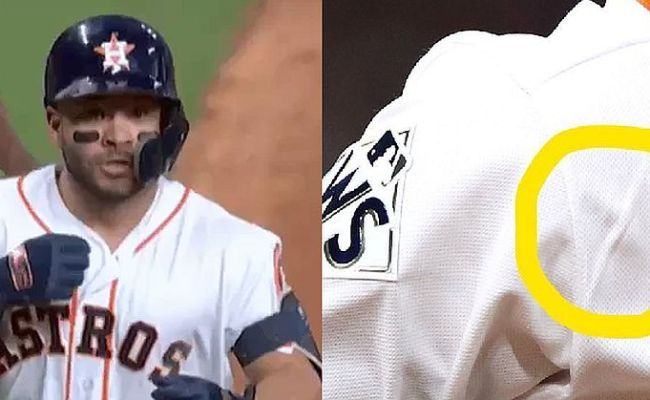 Astros Stars Wore Devices Under Uniform To Cheat Game 7