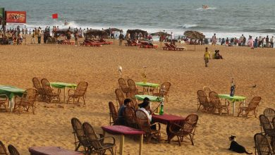 Photo of CALANGUTE BEACH