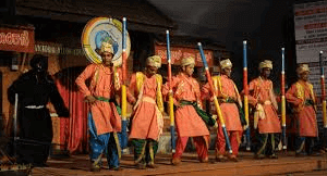 MUSSAL-KHEL-PESTEL DANCE