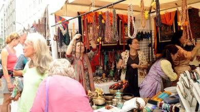 Photo of TIBETAN JEWELLERY MARKET
