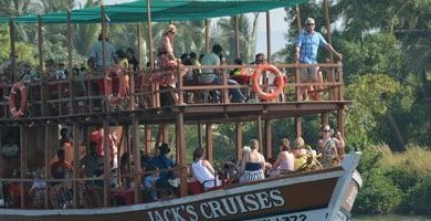 Photo of JACK'S CRUISES & WATER SPORTS