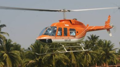 Photo of Now you can hire helicopters in Goa!