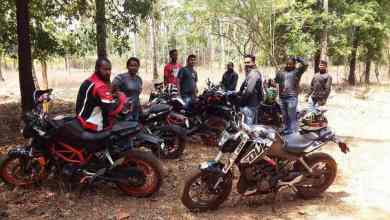 Photo of Freedom Ride Organized by Goa Tourism