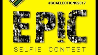 Photo of Goa State Election Commission organises a ' EPIC Selfie Contest '