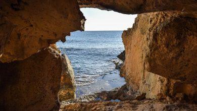 Photo of 90m-long sea cave puts Goa's Loliem beach on world map