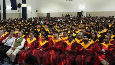 Photo of 271 students of GIM receive the coveted MBA diploma at the B-School's 17th Convocation Day