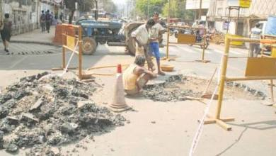 Photo of Digging of roads banned in N.Goa from June 1 to August 31